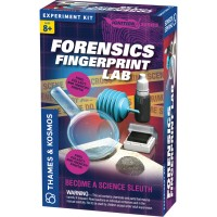 Forensics Fingerprint Lab Science Kit
