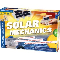 Solar Mechanics Solar Energy Science Kit