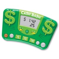 Cash Bash Money Learning Electronic Flash Card