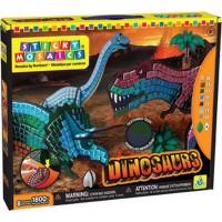 Sticky Mosaics Dinosaurs 3D Dino Craft