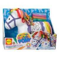 Color and Cuddle Washable Pony