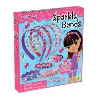 Sparkle Bands Stick n Style Girls Fashion Craft Kit