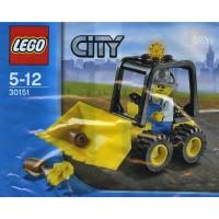 Lego City Mining Dozer