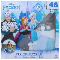 Disney Frozen Floor Puzzle 46 Pieces 24 Inches X 36