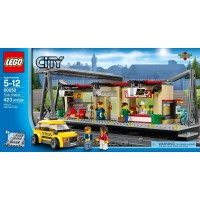 Lego City Trains Train Station 60050 Building