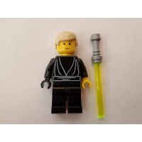 Lego Star Wars Minifigure Luke Skywalker With Lightsaber From Set 7201 Final Duel