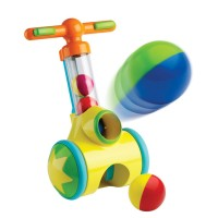 Pic n Pop Ball Blaster Toddler Push Toy