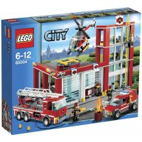 Lego City 60004 Fire
