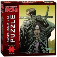 Usaopoly The Walking Dead Cover Art Issue 92 Puzzle 550