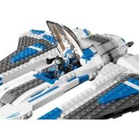 Lego Star Wars Pre Vizslas Mandalorian Fighter Play