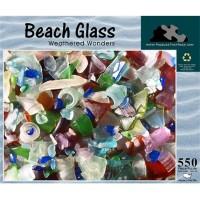 Beach Glass Weathered Wonders 550 Piece