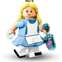 Lego Disney Series Collectible Minifigure Alice In Wonderland