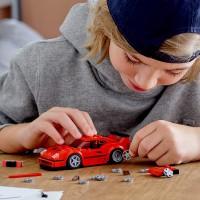 Lego Speed Champions Ferrari F40 Competizione 75890 Building Kit 198