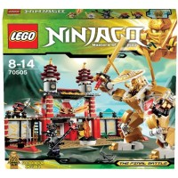 Lego Ninjago Temple Of Light 70505 Discontinued By