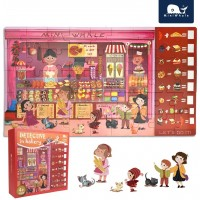 Kids Puzzle Floor Puzzle Learning Educational Puzzle Helps 38 Age Old Childrens Intellectual