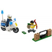 Lego 60041 City Police Crook