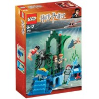 Lego Harry Potter Series 1 Goblet Of Fire Rescue From The Merpeople Set