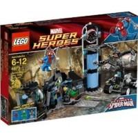 Lego Marvel Super Heroes Spidermans Doc Ock Ambush