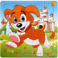 Toddler Puzzles Wooden Jigsaw Puzzles For Toddlers Age 25 20 Piece Wooden Puzzles For Toddler