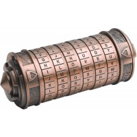 Da Vinci Code Crypetx Mini Cryptex Valentines Day Interesting Creative Romantic Birthday Gifts For