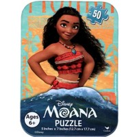 Disney Moana 50 Piece Puzzle In
