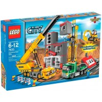Lego City Construction