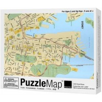 Design Ideas Puzzle Map Sydney 1000