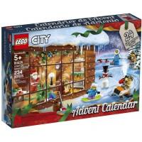 Lego City Advent Calendar 2019 Building Set Christmas Countdown 234