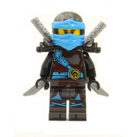 Lego Accessories Ninjago Nya Hands Of Time Woth Dual