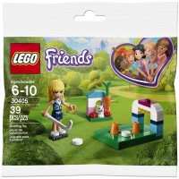 Lego 30405 Friends Stephanies Hockey Practice Polybag