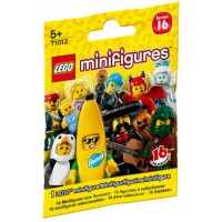 Lego Series 16 Minifigures Blind Bag Styles Vary Sold Individually