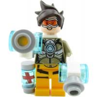 Lego Overwatch Tracer Minifigure 75970 Mini