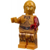 Lego Star Wars The Force Awakens C3Po Exclusive