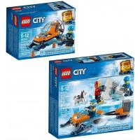 Lego City Arctic City Arctic Expedition Building Kit Multicolor 120