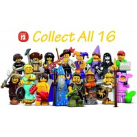 Lego Series 12 Collectible Minifigure 71007 Video Game Guy