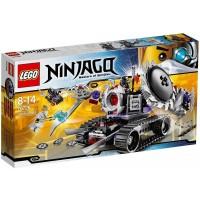 Lego Ninjago Rebooted Set 70726