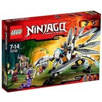 Lego Ninjago Titanium Dragon