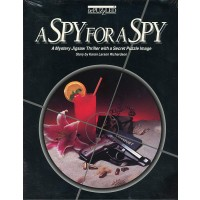 A Spy For A Spy Mystery Jigsaw Thriller With A Secret Puzzle