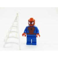 Lego Marvel Super Heroes Spider Man Minifigure 76058 Mini