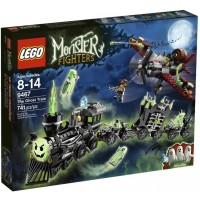 Lego Monster Fighters The Ghost