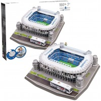 Nanostad Real Madrid Santiago Bernabeu Stadium 3D