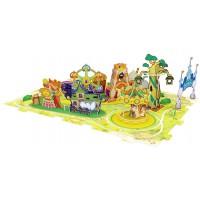 Cubicfun K101H Amusement Park Journey