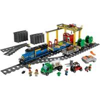 Lego City Cargo Train 60052 Train
