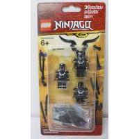 Ninjago Masters Of Spinjitzu Lego Villain Minifigure Pack 853866 36