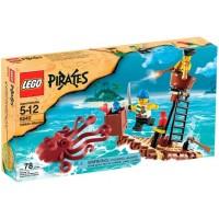 Lego Pirates Kraken Attackin