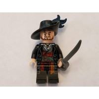 Hector Barbossa Lego Pirates Of The Caribbean