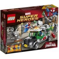 Lego Super Heroes Marvel Doc Ock Truck Heist