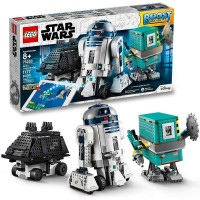 Lego Star Wars Boost Droid Commander 75253 Learn To Code Educational Tech Toy Fun Coding Stem Set