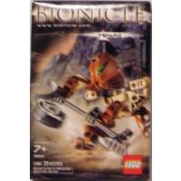 Lego Bionicle Matoran Mini Box Set Figure 8584 Hewkii