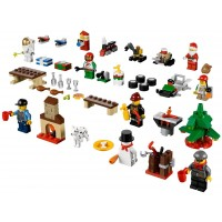 Lego City Advent Calendar 60024 Discontinued By